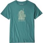 Live Simply Home Organic T-Shirt - Mens