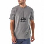 Live Simply Wind-Powered Responsibili-T-Shirt - Mens