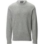 Shetland Crew Sweater - Mens