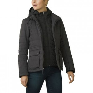 Halle Insulated Hooded Jacket - Womens