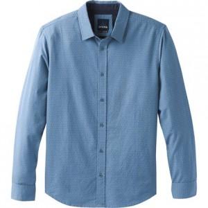 Graden Slim Long-Sleeve Shirt - Mens