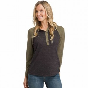 Cozy Up Henley - Womens