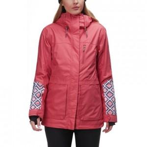 Andie Hooded Jacket - Womens