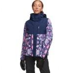 Jetty Block Hooded Jacket - Womens