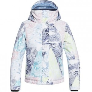 Jetty Hooded Jacket - Girls
