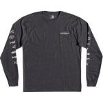 Aztec Fish Long-Sleeve T-Shirt - Mens