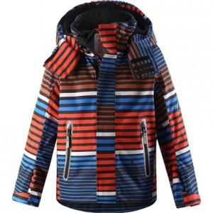 Regor Print Jacket - Toddler Boys