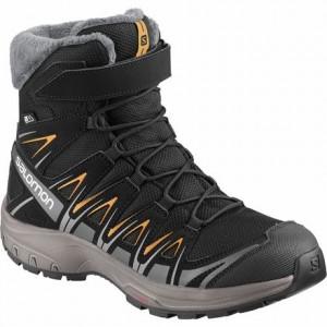 XA Pro 3D Winter TS CS Waterproof Boot - Boys