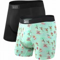 Vibe Modern Fit Boxer - 2 Pack - Mens