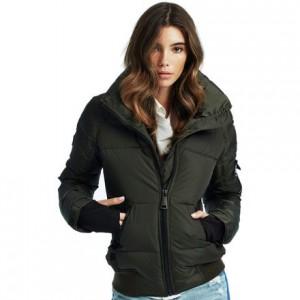 Matte Freestyle Bomber Jacket - Womens