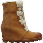 Joan of Arctic Wedge II Shearling Boot - Womens