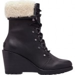 After Hours Lace Shearling Boot - Womens