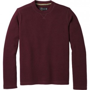 Hudson Trail Fleece Crew Sweater - Mens