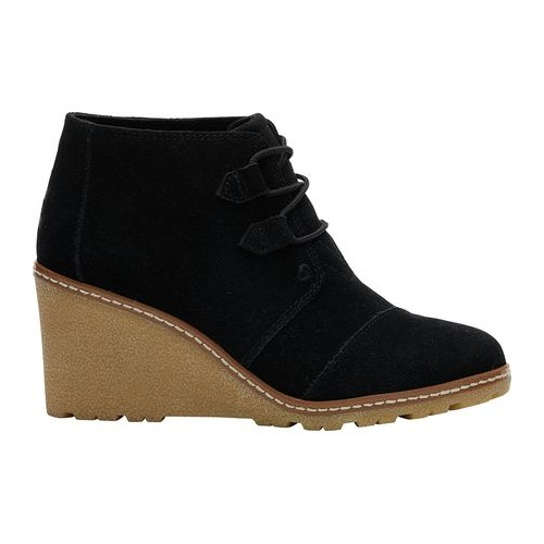 탐스 Desert Wedge Boot - Womens