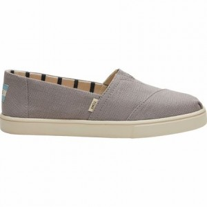 Alpargata Canvas Shoe - Womens