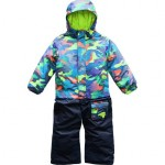 Insulated Jumpsuit - Toddler Boys