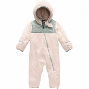 Oso One-Piece Bunting - Infant Girls