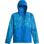 Flurry Wind Hooded Jacket - Boys