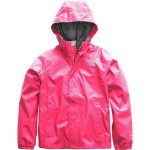 Resolve Reflective Hooded Jacket - Girls