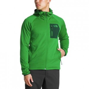 Borod Hooded Fleece Jacket - Mens
