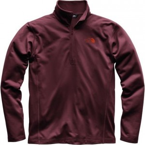 Tech Glacier Fleece Pullover - 1/4-Zip - Mens