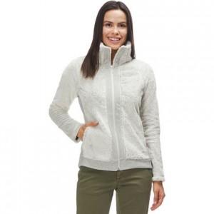 Furry Fleece Jacket - Womens