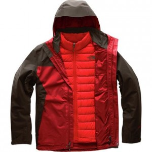 Mountain Light Triclimate Hooded Jacket - Mens