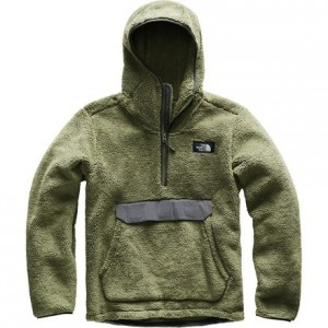 Campshire Hooded Pullover Hoodie - Mens