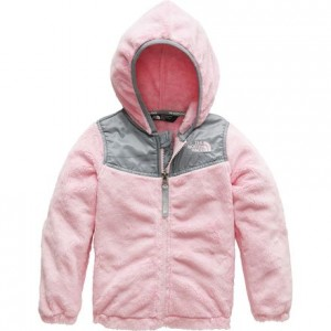 Oso Hooded Fleece Jacket - Toddler Girls