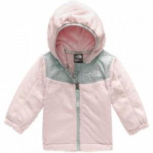 Oso Hooded Fleece Jacket - Infant Girls