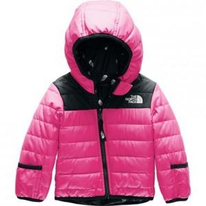 Perrito Reversible Hooded Jacket - Infant Girls
