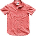 Bay Trail Jacquard Shirt - Mens