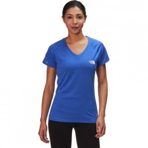 Reaxion Amp V-Neck T-Shirt - Womens