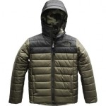 Reversible Perrito Hooded Insulated Jacket - Boys