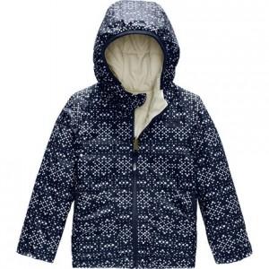 Perrito Reversible Jacket - Toddler Girls