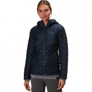 Thermoball Hooded Insulated Jacket - Womens