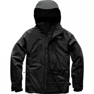 Powder Guide Hooded Jacket - Mens