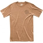 Tri-Blend Edge To Edge Bear T-Shirt - Mens