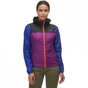 Cyclone Hooded Jacket - Womens