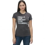 Meant To Be Climbed Tri-Blend T-Shirt - Womens
