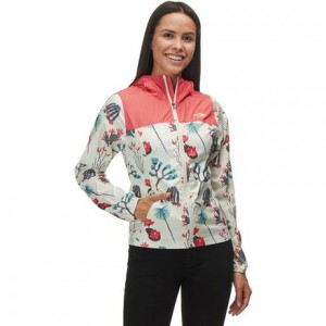 Printed Cyclone Jacket - Womens