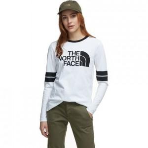 Collegiate Long-Sleeve T-Shirt - Womens
