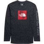 Recycled Materials Long-Sleeve T-Shirt - Mens