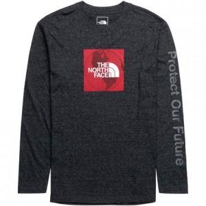 Recycled Materials Long-Sleeve T-Shirt - Mens
