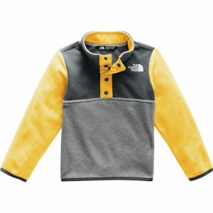 Glacier 1/4-Snap Fleece Jacket - Toddler Boys