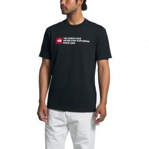 Stacked History T-Shirt - Mens