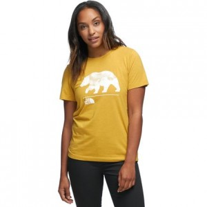 Bearinda Tri-Blend T-Shirt - Womens