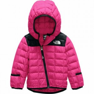 ThermoBall Eco Hooded Jacket - Infant Girls