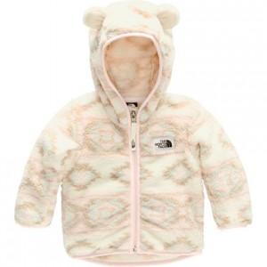 Campshire Bear Hooded Jacket - Infant Girls