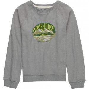 Adventure Awaits Pullover Sweatshirt - Toddler Girls